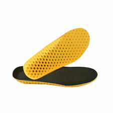 1 Pair Comfort Soft Unisex Orthotic Shoes Insoles Insert High Arch Support Pad