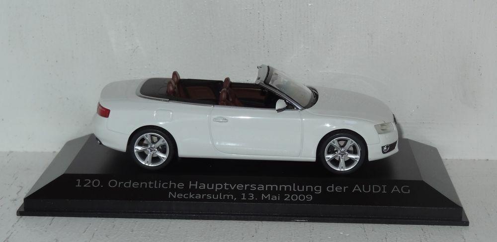 Audi A 5 Cabriolet 120. 120. 120. Ordentliche Hauptversammlung 2009 1 43  PC (R2_1_36) 16edda