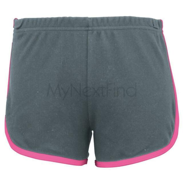 American Apparel Womens Interlock Running Short