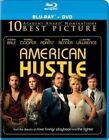 GD American Hustle Blu-ray DVD Digital HD With UltraViolet 2014