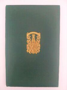 RARE MASONIC BOOK  GLOS CEREMONIAL FORMS GRAND LODGE OFFICE BEARERS INSTALLATION