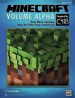 Minecraft -- Volume Alpha: Sheet Music Selections from the Video Game Soundtrack (Piano Solos) by Alfred Publishing Co., Inc. (Paperback / softback, 2013)