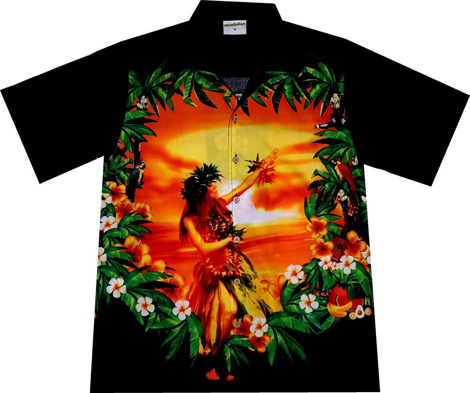 Hawaii Hemd S - 6XL 100% Baumwolle Hawaiihemd Hawaihemd Hawaihemd Hawaihemd Hawaiishirt Hawaiihemden | Deutschland Frankfurt  | Großer Verkauf  e2bd46