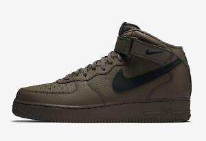 f6ed91da66 Nike Men's AIR FORCE AF 1 MID '07 RIDGEROCK Shoes 315123-205 c | eBay