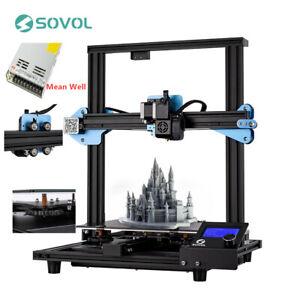 Sovol Sv01 3D-Drucker Erster Direktantriebsextruder 240x280X300mm Meanwell Power