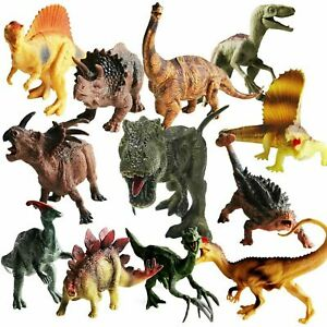 Dinosaur-Learning-Toys-Figures-Assorted-Realistic-Party-Educational-Kids-12-Pack