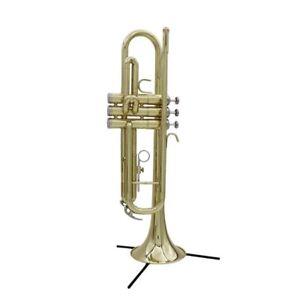 Portable-Foldable-Detachable-Trumpet-Bracket-Tripod-Holder-Trumpet-Supply-Stand
