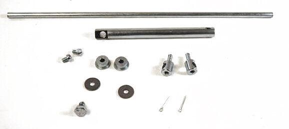 """Carb Universal adjustable Linkage Throttle Rod 3"""" -3 1/2 ...  Universal Throttle Linkage Scat"""