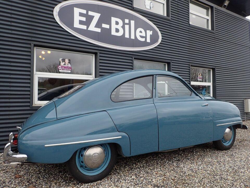 Saab 92 0,8 Benzin modelår 1956 km 1000 Blå