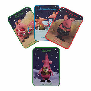 THE CLANGERS Birthday Cards 17cm x 12cm Granny Major Mother Small Tiny Flowers