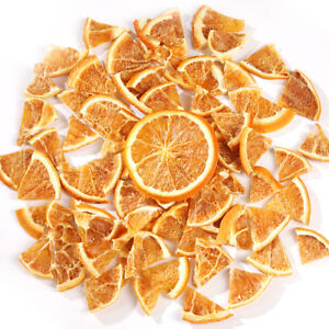 Dried Orange Slices Triangle Mini Parts 100g Christmas Scented