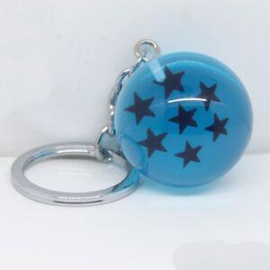 Anime-Dragon-Ball-Keychain-Pendentif-Bijoux-Porte-cles-etudiants-Cosplay-Cadeau-7-etoiles