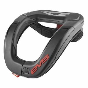 EVS NEW Kids Mx Gear R2 Offroad Black Red Youth Motocross Dirt Bike Neck Support