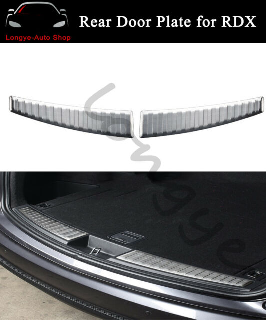 Rear Door Plate Fits For Acura RDX 2019 2020 Bumper Cover