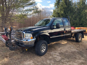 2002 Ford F 350 Double cab