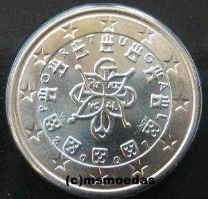 Portugal 1 Euro Münze Coin Euromünze Moedas Jahr Nach Wahl Bu