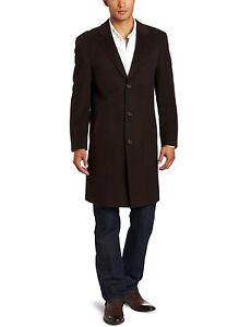 cachemira suave 100 Mantequilla hombre Forro de Capa Cole Kenneth de acolchado para abrigo 875 pWwq6nfg4C