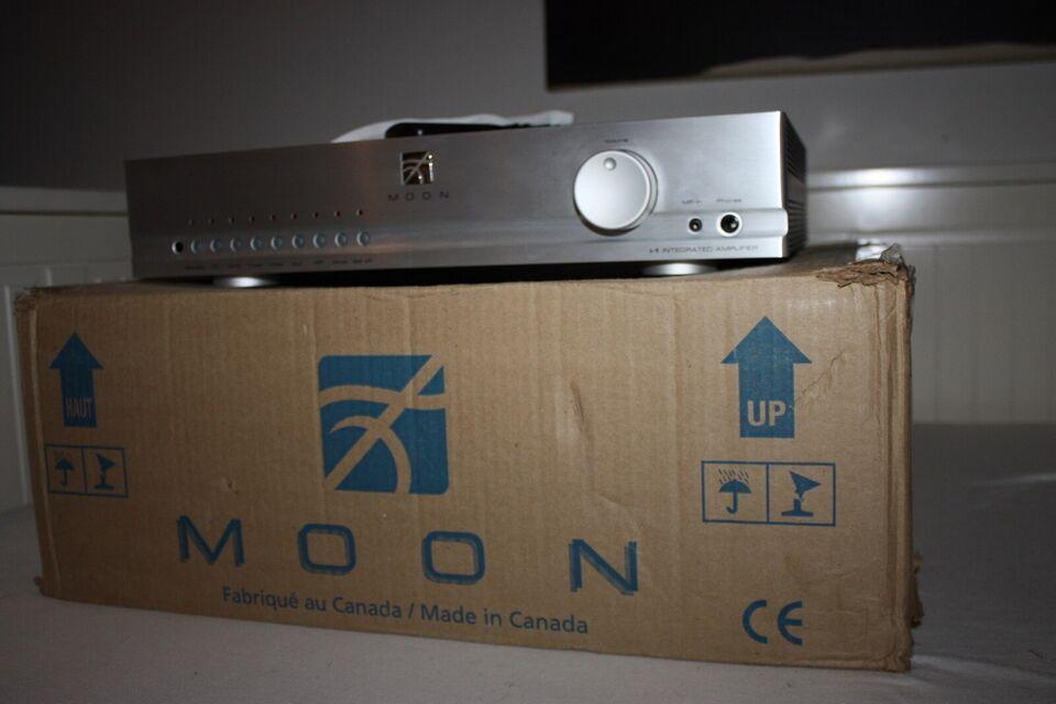 Integreret forstærker, Andet, Moon i1