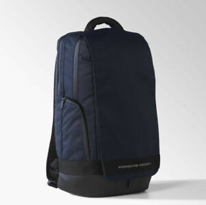 Image is loading Adidas-Porsche-Design-Premium-M-Backpack-S10907-Sport- 25f70b1f02a93
