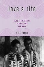 LOVE'S RITE - NEW HARDCOVER BOOK