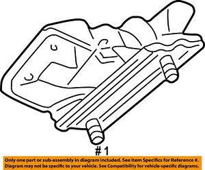 ford oem 03 05 excursion engine motor mount torque strut 3c3z6038ab Ford 302 Engine Parts Diagram image is loading ford oem 03 05 excursion engine motor mount