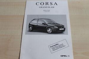 107143-Opel-Corsa-B-Grand-Slam-Preise-amp-Extras-Prospekt-08-1995