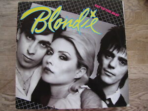 """LP - BLONDIE - EAT TO THE BEAT """"TOPZUSTAND!"""""""