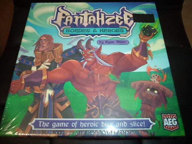 Fantahzee - aeg - spiele brettspiel neu fantasy - spiel