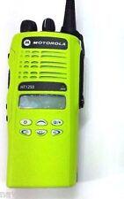 Motorola HT1250 UHF 403-470 MHz AAH25RDF9AA5 IMPACT GREEN radio only MDC1200