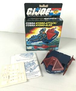GI-JOE-HYDRO-SLED-COMPLET-INSTRUCTION-BOX-1986