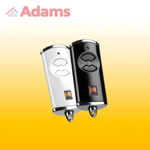 2x Hörmann BiSecur HSE2 BS 868 Mhz Handsender kompatibel mit blauen Tasten