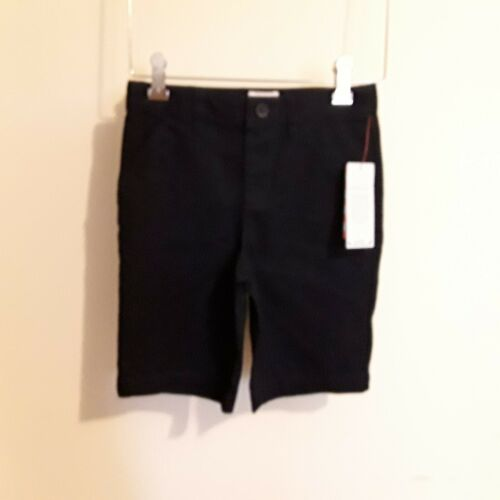 Boys  school uniform shorts brand Cat and Jack new with tags color blue