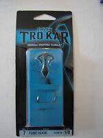 Tro Kar Lazer Tube Hook 1/0 Tk190-1/0 Trokar 7 Hooks