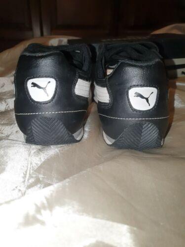 Eur43 Nero Col white Black Sneaker Uk9 Vintage bianco Scarpa Usa10 Puma Ginnica qx4HwXzz