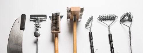 HEAVY STAINLESS COIL 24/'/' vat bottom brush FOR BROASTER FRYER Bristle Free