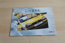 90216) Opel Corsa B - Österreich - Prospekt 02/1997