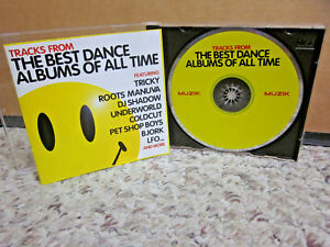 Details about DJ SHADOW Negativland TRICKY Underworld BJORK dance CD comp  LFO Felix Housecat