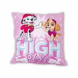 Paw-Patrol-Cushion-Featuring-Skye-Everest-and-Marshall-High-Paw
