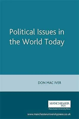 Political Issues in the World Today by Maciver, Don-ExLibrary