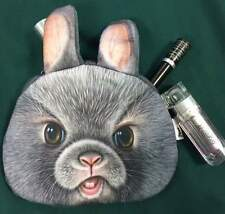 3D Animal Conejo-Bolsa de maquillaje