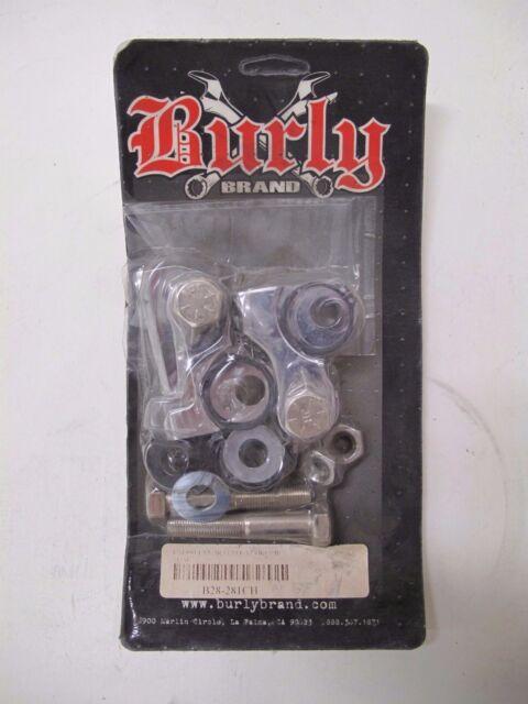Burly Rear Shock Lowering Kit 2000