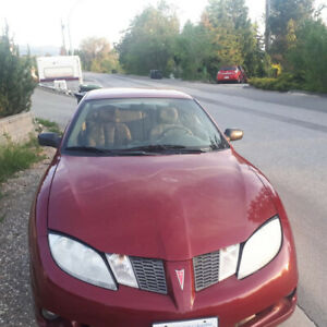 2005 Pontiac Sunfire, Coupe, manual