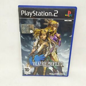 VALKYRIE PROFILE 2 PLAYSTATION 2 PS2 G1267