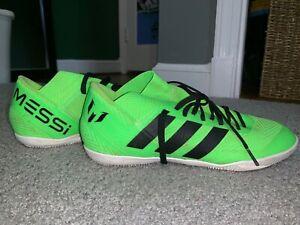 Details about Adidas Nemeziz Messi Futsal Shoes/ Neon Green/ Men's size 8.5