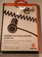Griffin Power Jolt Se 10 Watt Car Charger For Ipod Iphone Ipad Gc23090