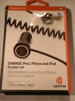 Griffin Power Jolt Se 10 Watt Car Charger For Ipod Iphone Ipad Gc23090