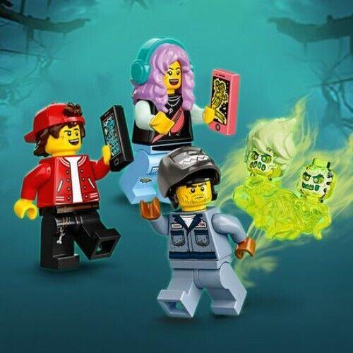 LEGO HIDDEN SIDE BEACH BUGGY MECHANIC SCOTT FRANCIS MINIFIGURE 70428 BRAND NEW