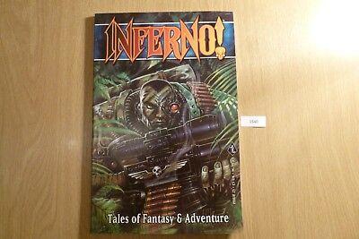 Brillante Gw Inferno Tales Of Fantasy & Avventura-issue 23 2001 Ref:1540-mostra Il Titolo Originale Ampie Varietà