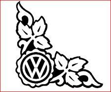 VW WOHNMOBIL SURF VAN T3 T4 T5 GOLF TRANSPORTER ECKE EFEU FENSTER
