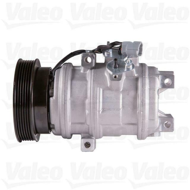 A/C Compressor Fits: Honda Accord (2002), Acura CL (2001